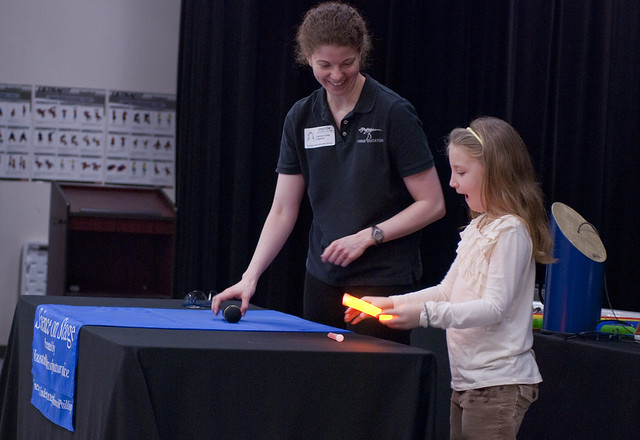 Science On Stage - HMNS Outreach Programs