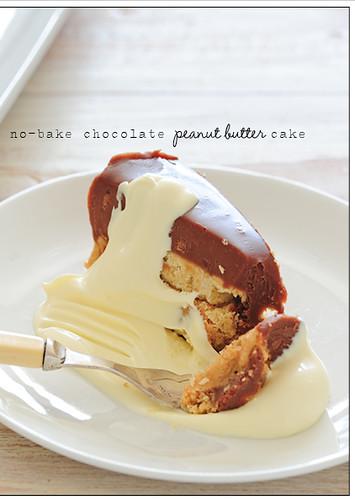 chocolate peanut butter cake3