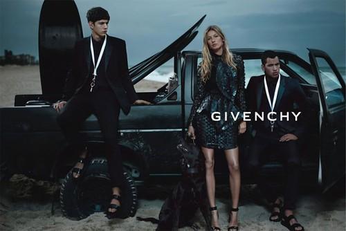 Givenchy-primavera-2012-campaña-Gisele-Bundchen