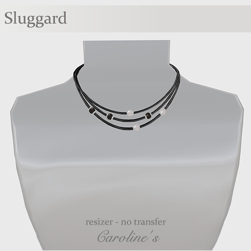 Caroline's Jewelry Sluggard