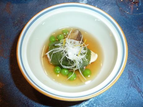 トスラブ箱根 和奏林 料理 蒸物