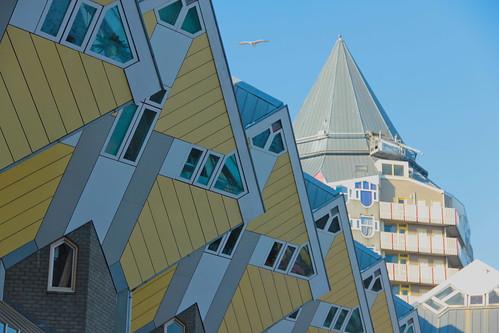Kijk Kubus - Piet Blom's Cube Houses