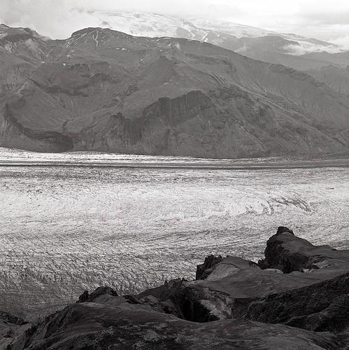 """Image titled """"Skaftafellsjökull, Skaftafell, Iceland."""""""