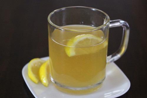 Honey Bourbon Hot Toddy Drink - Drink and Cocktail Recipes