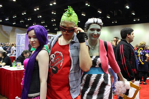 Monster High - MegaCon 2012