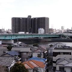 青砥駅から眺める中川02