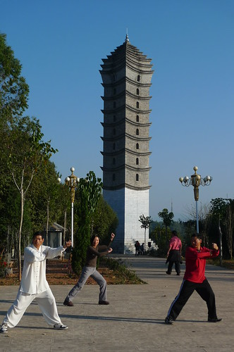 Dong Ta (East Pagoda) - Ninger, China