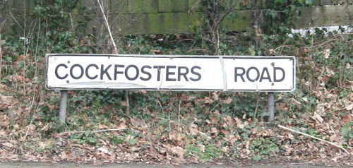 Cockfosters Road