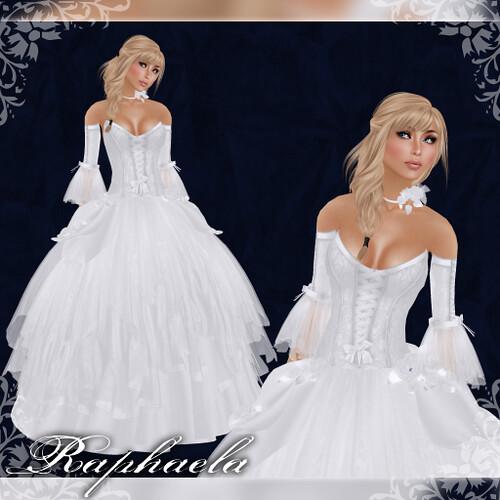 Raphaela - Gown - Frost