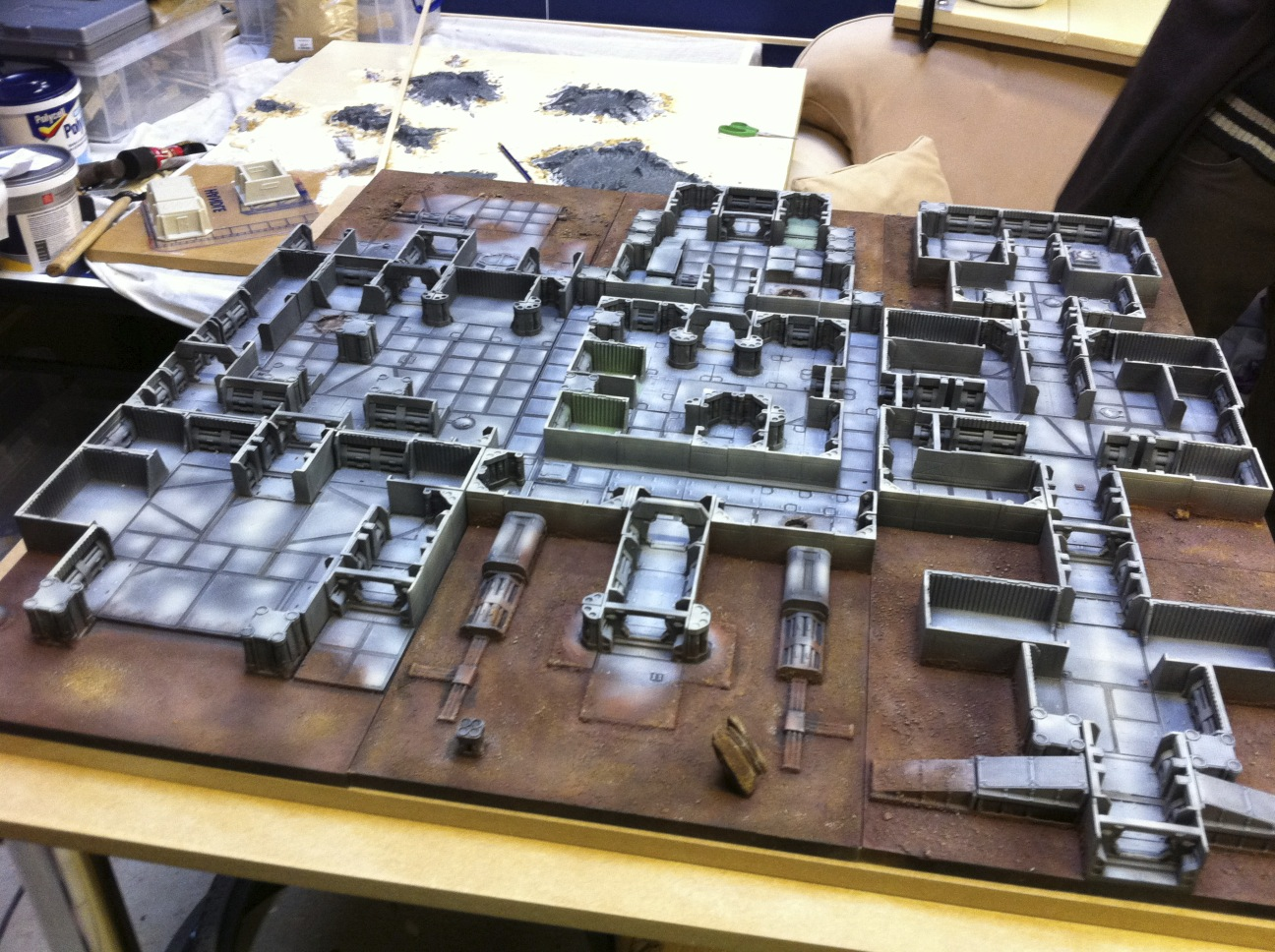 sci fi space stations deck plans - photo #33