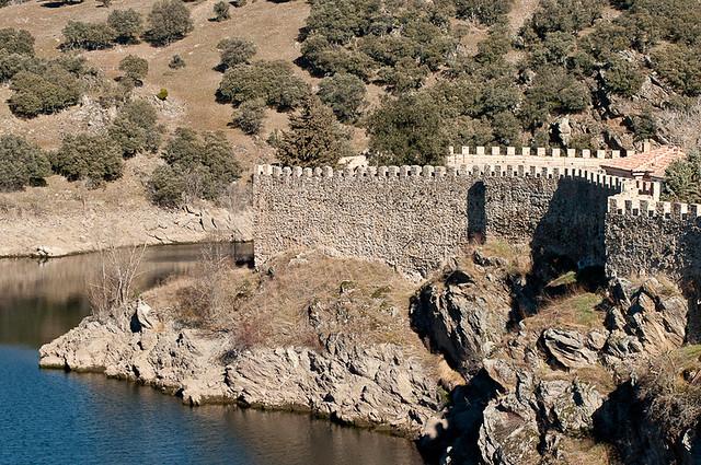 Las Murallas de Buitrago de Lozoya