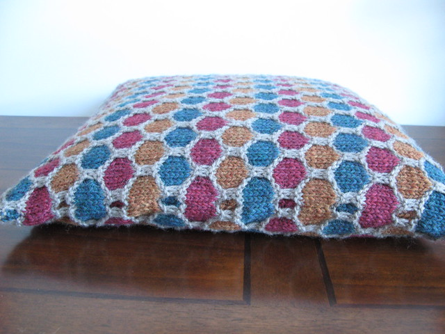 Honeycomb Pillow