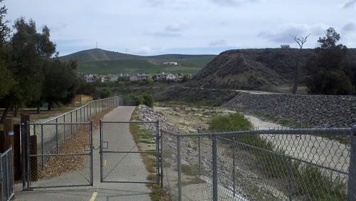 Arroyo bike path