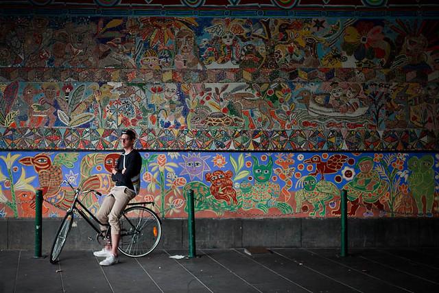 Rowerowe Melbourne i mniej rowerowe Sydney