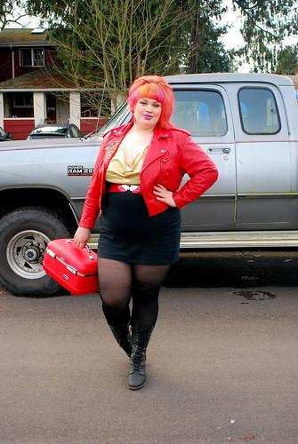 flea market outfit