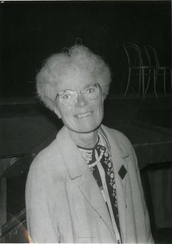Kathleen Lonsdale photo