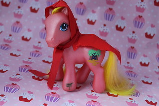 Little Red Riding Hood Custom MLP | by pullip_junk