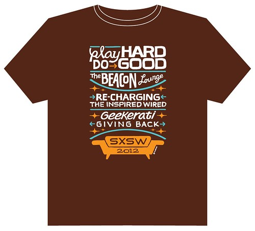 Play Hard Do Good: T-Shirt Overview