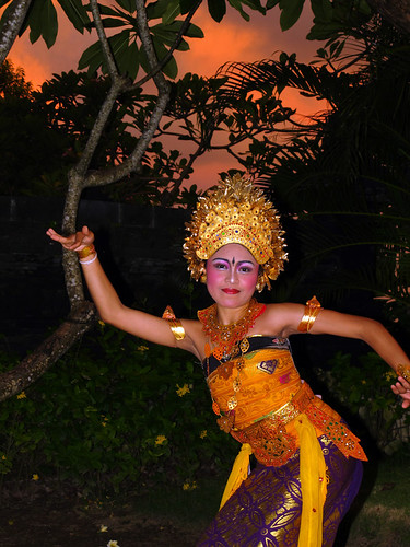 Village Dancer Four Seasons Jimbaran Bay Bali
