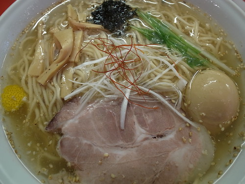 ra120410 526 渋谷店 塩 大 味玉