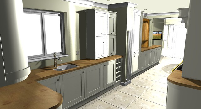 Bespoke Kitchen Tiles Uk