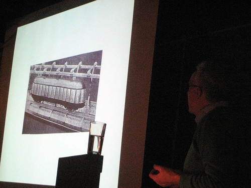 Christian Wolmar - How the Tube created London - Monorail - Westminster Society Talk