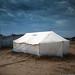 Refugee camp on the Pakistan-Afghan border