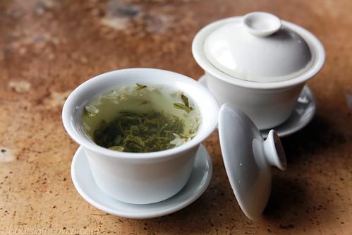 Jasmine Tea 茉莉花茶