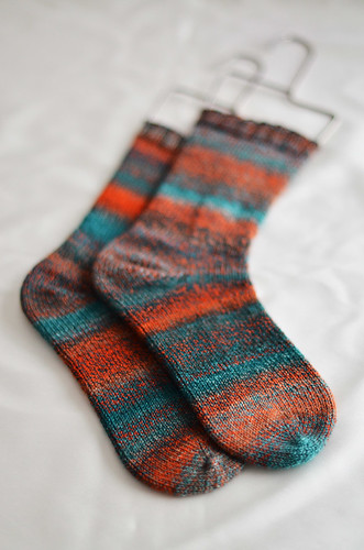 Fresh Squeeze Socks