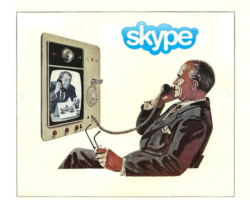 The Miracle of Skype, after Stan Galli