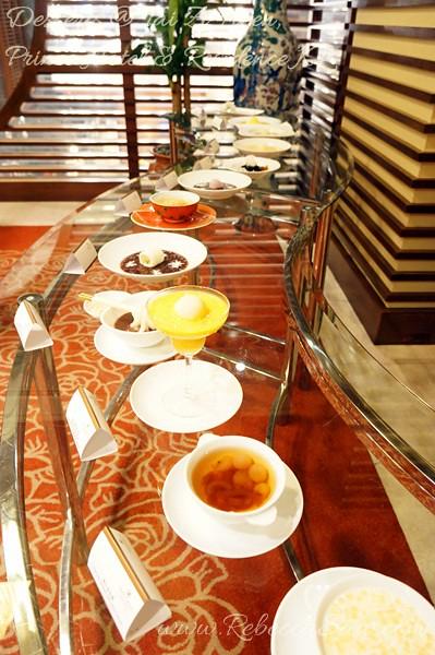Prince Hotel Desserts