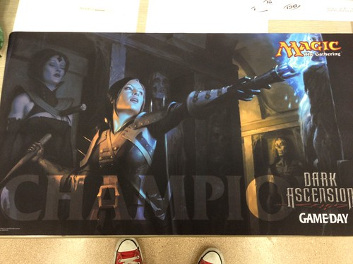 Dark Ascension Game Day Champion Play Mat