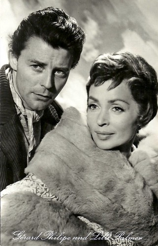 Gérard Philipe and Lilli Palmer