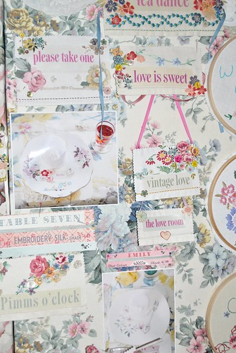 Beautiful Wedding stationery from Vicky Trainor
