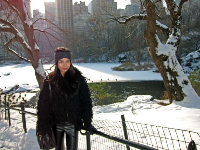 Raya_Central Park NY