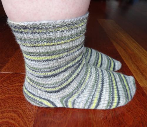 Green Socks 06