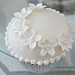 Wedding cupcake by Hilary Rose Cupcakes