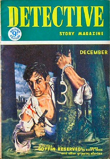 53c Detective Story Magazine (UK) Dec-1953 Includes My Body Lies Over the Ocean by E. Hoffmann Price