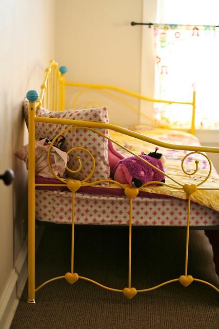 Eliza's Bed