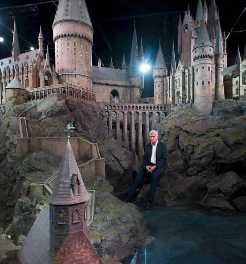 """波特 哈利/哈利波特""""霍格华兹城堡""""模型将首次展出"""