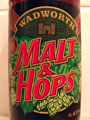 Wadworth, Malt & Hops, England