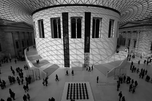 British Museum Great Court - Explored!