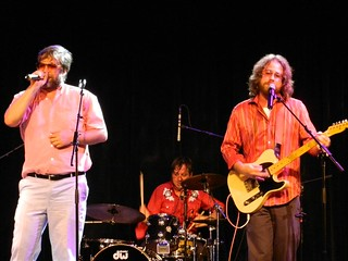 Jonathan Coulton and John Roderick