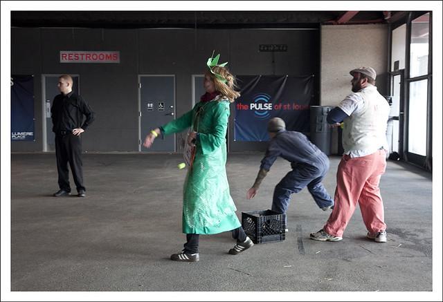 2012 Idiotarod 23 (Zombies 5)