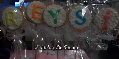 Sürpriz doğumgünü kurabiyeleri by l'atelier de ronitte