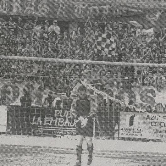 1993/94: Toledo 1 – Valladolid 0