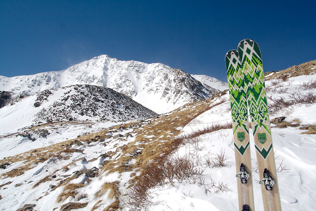 Photo:My new Dynafit rig at 12,200 ft By crayons121