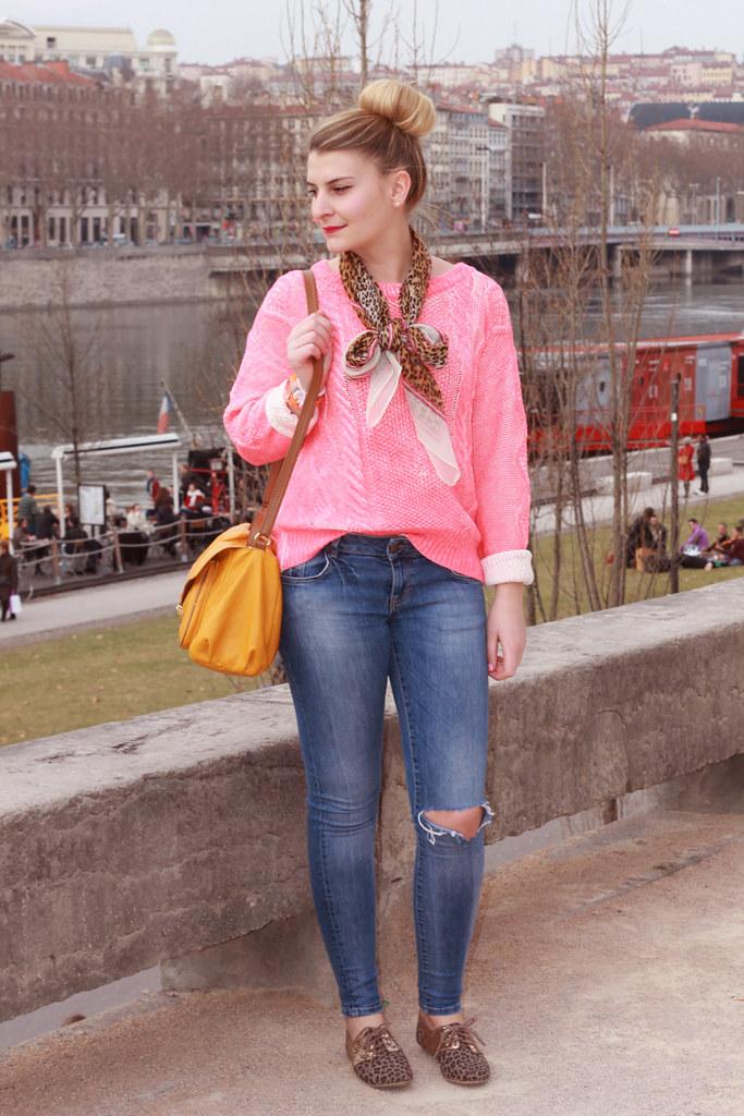 6959391947 db5d87c7a4 b Joli rose fluo ♥    Blog mode