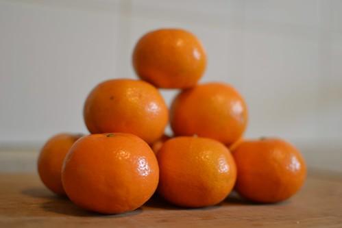 Clementine ziggurat