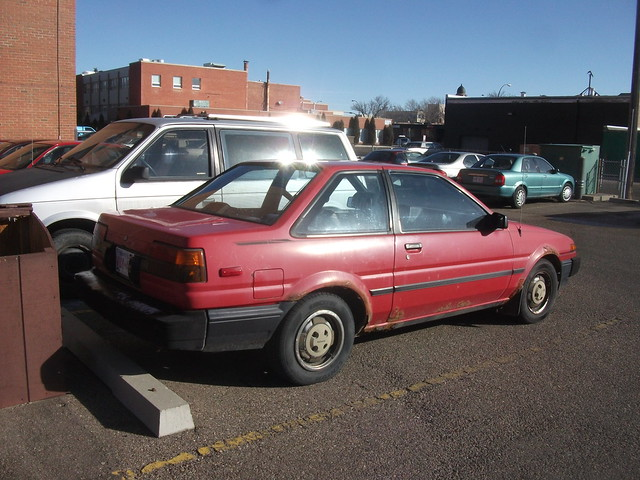1980 Toyota Corolla SR5